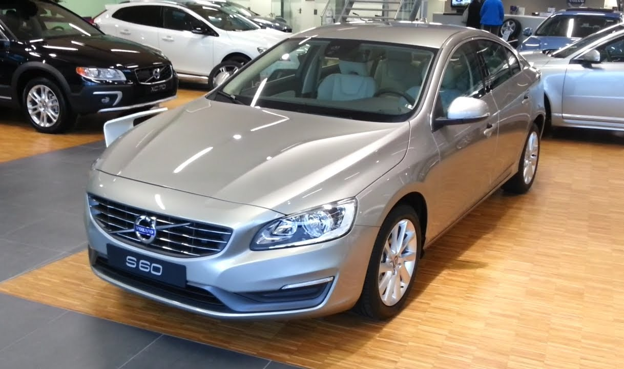 Volvo S60 2015 In depth review Interior Exterior - YouTube