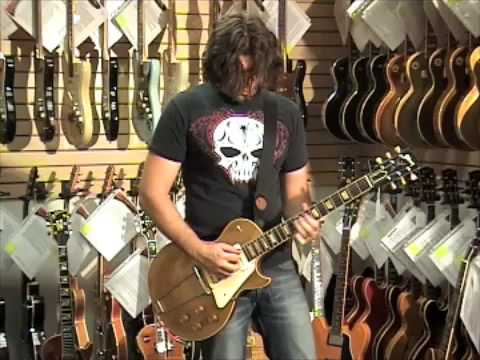 1952 Gibson Les Paul Goldtop 00853