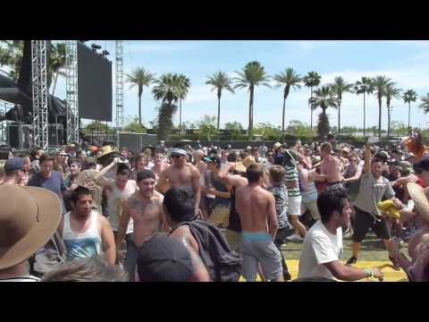Trash Talk - Well Of Souls / Blind Evolution - Coachella 2013 (Weekend 1)