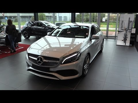Mercedes-Benz A Class 2017 In Depth Review Interior Exterior