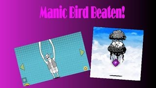 """The Battle Cats Forest Beasts (Manic Bird) """"Super Ez With Tecoluga!"""" 😆"""