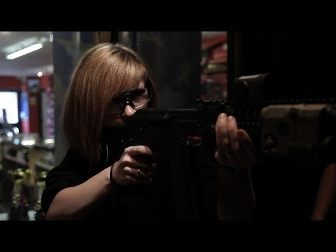RWC Custom Guns designed in the UK?  It's true! - RedWolf Airsoft RWTV