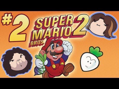 Super Mario Bros. 2: Nintendo'd – PART 2 – Game Grumps