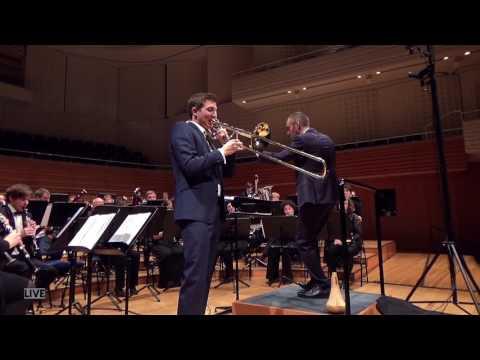 Derek Bourgeois - Trombone Concerto - Presto (Tobias Lang, Posaune)