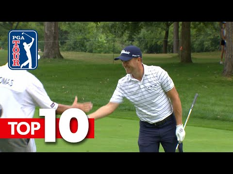 Top-10 eagle hole-outs from 2018-19 PGA TOUR Season