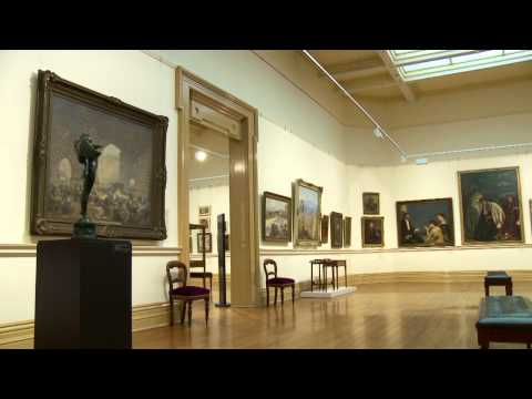 Art Gallery of Ballarat Video