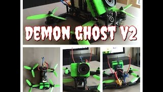 DemonRC Ghost v2 - first FPV