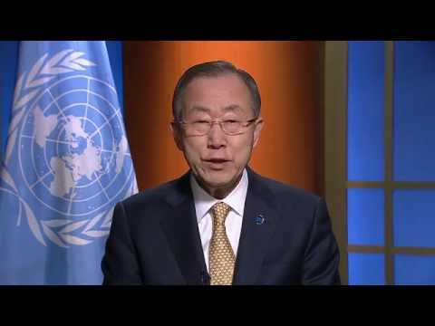 "Ban Ki-moon, 20th anniversary of the Rwanda genocide - Kwibuka20 (""Remember20"")"