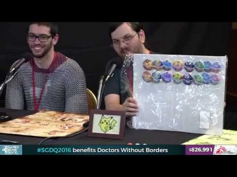Pokémon Red race in 1:54:28 - SGDQ 2016 - Part 168