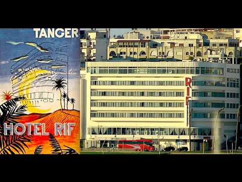 Tangiers: In Search of Enderby — Hotel Rif