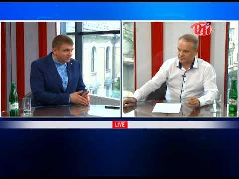 """Михайло Королик в етері телеканалу """"РАІ"""""""