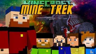 Minecraft | MINE TREK: ATLAS | #5 MAN DOWN