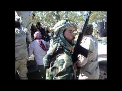 New footage of Gaddafi's capture (WARNING graphic images) - BBC Newsnight