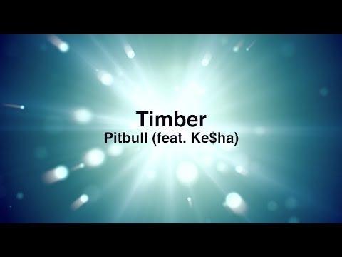 Pitbull - Timber ft. Ke$ha Official Video with Lyrics 2013