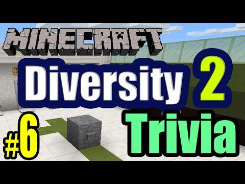 Tackle⁴⁸²⁶ Minecraft Custom Map - Diversity 2 (trivia - ประลองความมั่ว) #6 video