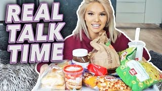 Frustessen & Real Talk | Shirin David