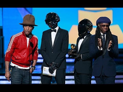 2014 Grammy Awards Highlights: Daft Punk, Lorde, Macklemore & Ryan Lewis Top Winners' List