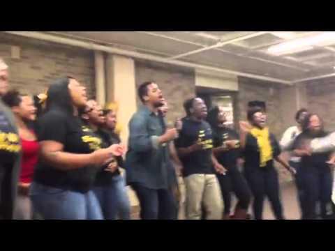 Cafe 117 - WCU Gospel Choir