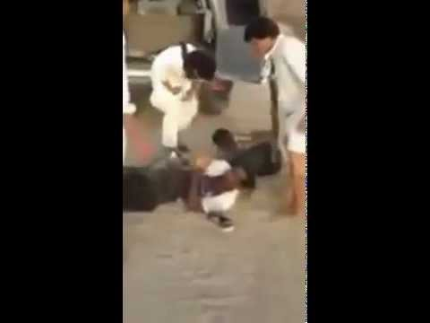 Two young Ethiopian immigrants physically abused by Arab human traffic smugglers