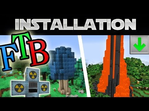 Feed The Beast INSTALLIEREN (Deutsch) - Minecraft FTB Modpack Tutorial