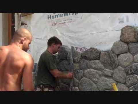 Creating Plum Stone Masonry Music Videos
