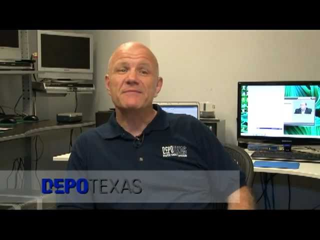 DepoTexas - Court Reporting  - How To Use Video Editing Tools 1