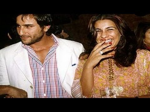 Saif Ali Khan's SECRET DINNER DATE with ex wife Amrita Singh