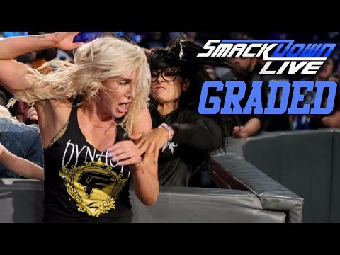 WWE SmackDown Live: GRADED (11 September) | Becky Lynch In Disguise