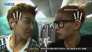 [Sub Español] 130613 - MBC Super Show 5 Documental Ep. 1 - Parte 1