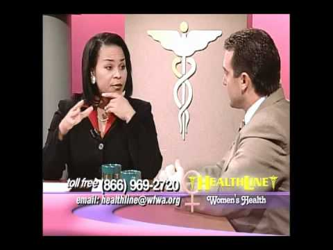 Fibroids/Uterine Bleeding - Myomectomy discussion on PBS Healthline with Dr.Geoffrey Cly
