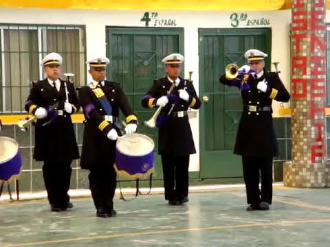 banda de guerra itcj, 1er lugar encuentro civico del norte