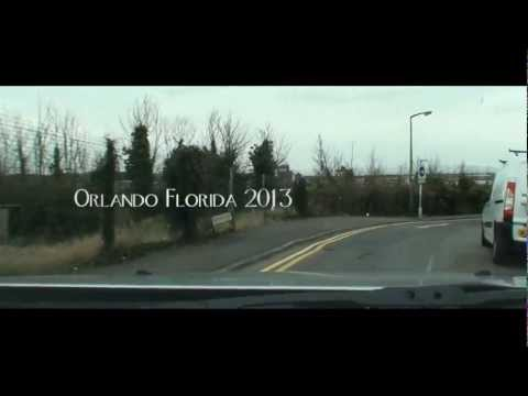 Orlando Florida 2013 holiday travel days.