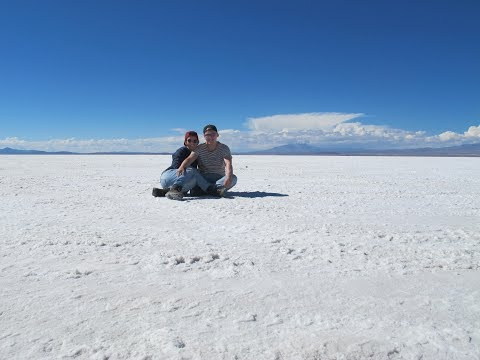 Salar de Uyuni und Nationalpark - Bolivien #2