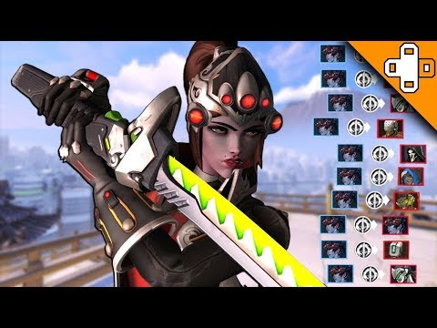 Widow GOD MODE ACTIVATED! Overwatch Funny & Epic Moments 782