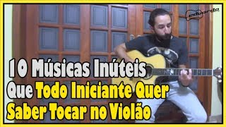 download musica 10 Músicas Inúteis que Todo Iniciante no Violão Quer Saber Tocar l Aula 94