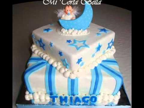Mi Torta Bella Tortas Para Baby Shower Y Bautismo Youtube