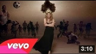 Shakira - La La La (Brazil 2014) ft Carlinhos Brown