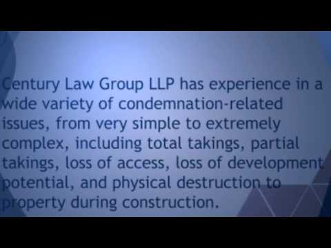Condemnation Lawyer