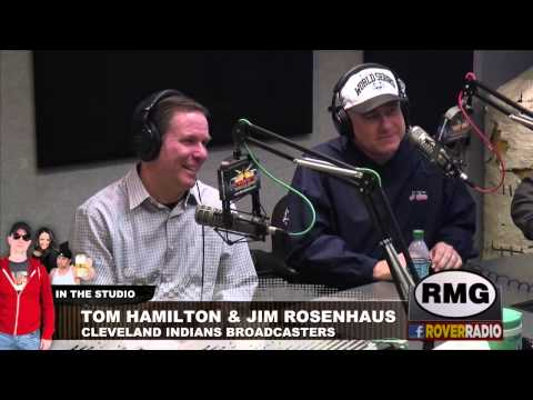 Do Tom Hamilton and Jim Rosenhaus Make Love Using Their Broadcast Voices?