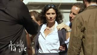 Plus Belle La Vie / Résumé Épisode 2302 - Saison 9 - Étienne aux petits soins avec Mélanie