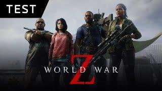 TEST   WORLD WAR Z PS4 FR