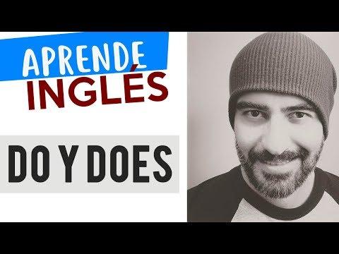 Cómo usar el DO y DOES en Inglés / Alejo Lopera