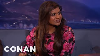 Mindy Kaling Tests The TV Censors