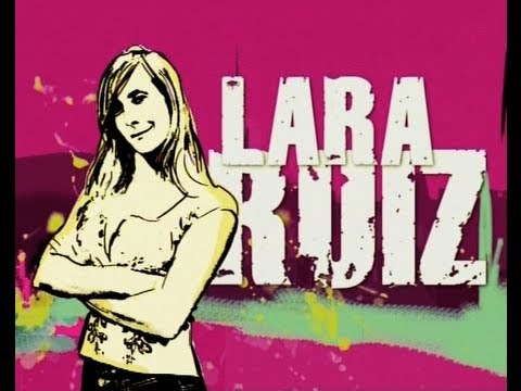 REEL LARA RUIZ PRESENTADORA