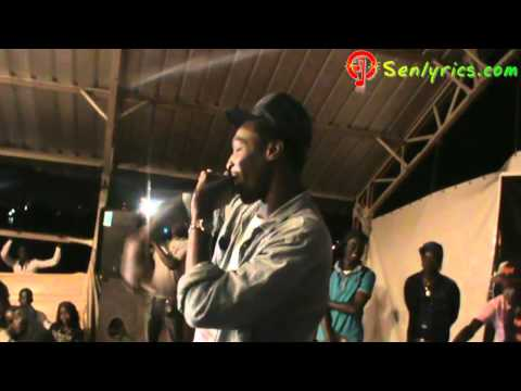 Senlyrics : Canabasse Concert Anniversaire Wcc Au Magic Land 18 Mai 2013 video