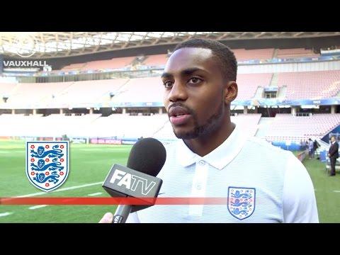 Danny Rose on England's approach v Iceland (Euro 2016) | FATV News