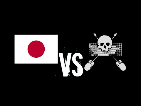 Piracy VS Japan