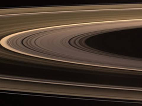 Saturn's Ring Disturber