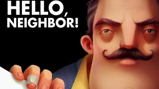 HELLO NEIGHBOR SONG - GET OUT - animation