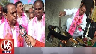 Face To Face With Nirmal TRS Candidate Indrakaran Reddy Over Election Campaign